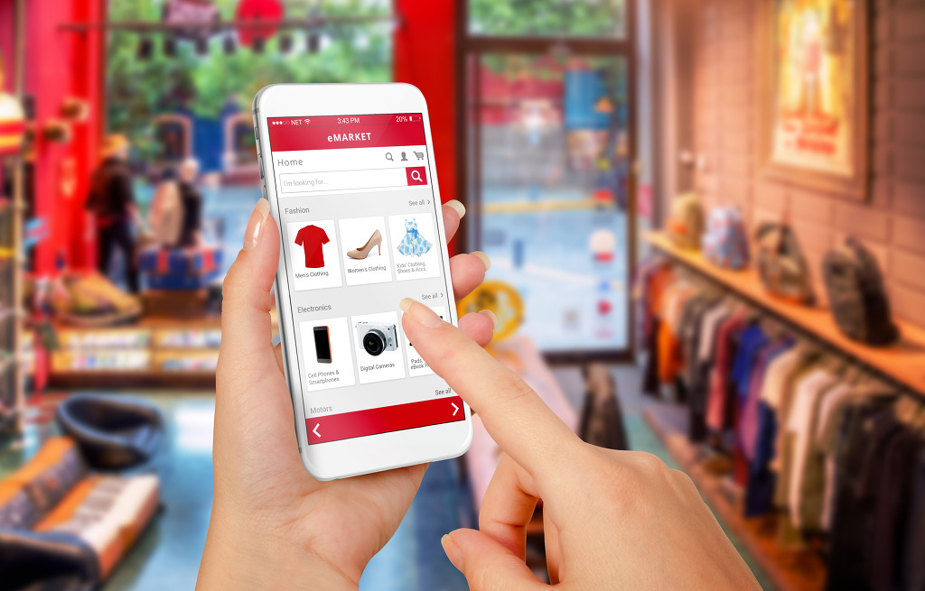 3. Mobile Shopping is Growing