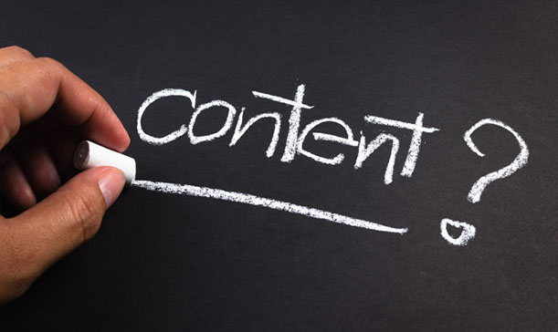 5. Content matters